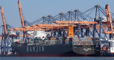 Hanjin Crisis Puts a Damper on Korean Economy
