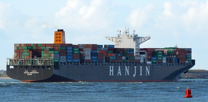 Hanjin Shipping Sells Pacific Route, Related Assets for 37 Bln Won