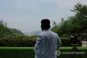 In North Korea, Supreme Leader Glares at His Latest Missile Launches