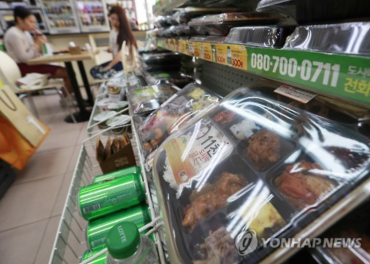 Korean Convenience Store Lunch Boxes Exceedingly Popular