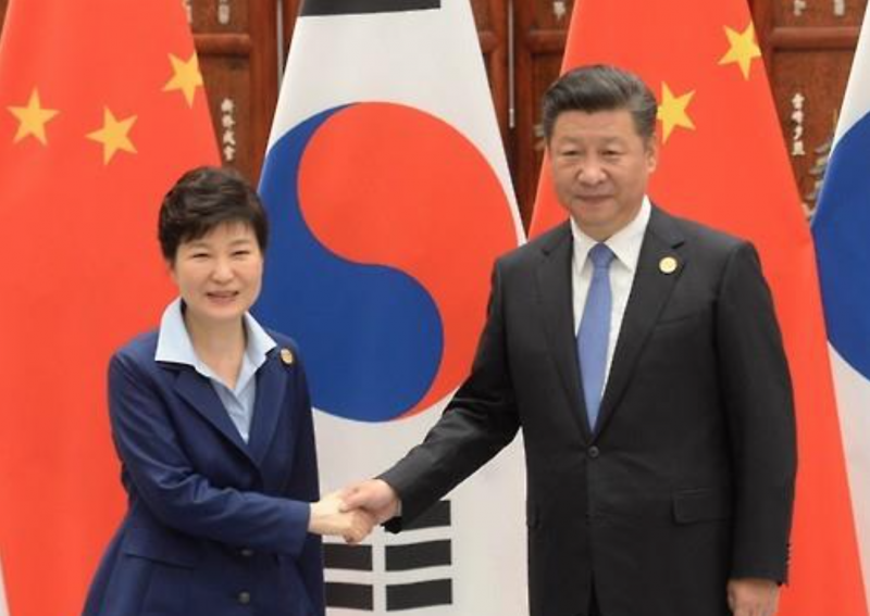 Park Calls N.K. Provocations Challenge to Seoul-Beijing Ties