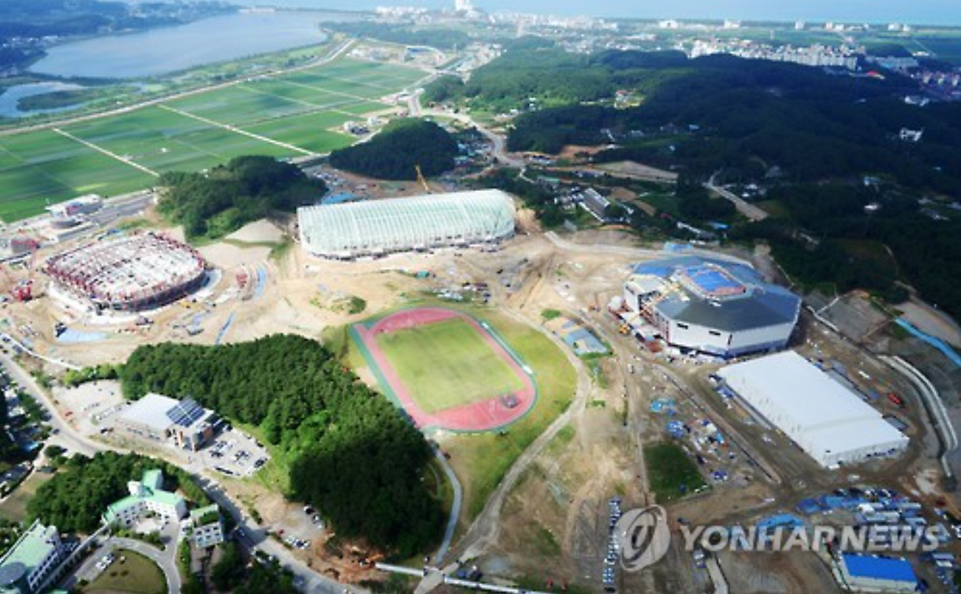 PyeongChang on Track to Complete Construction Deliver EcoFriendly