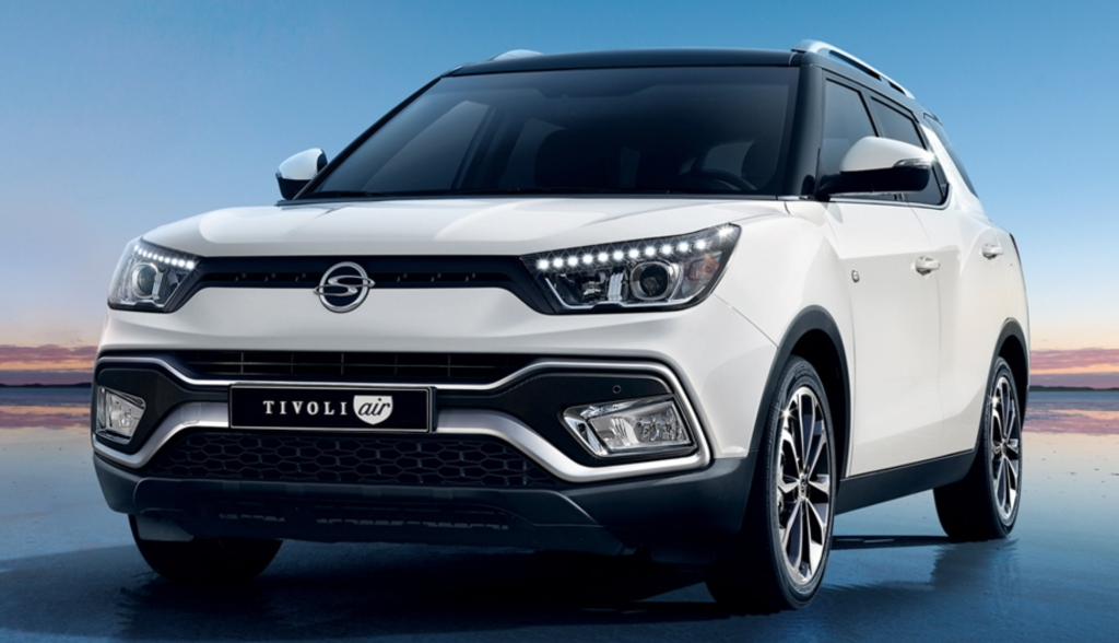 """The company posted its first net profit in nine years last year as it successfully recovered its market share following the launch of the Tivoli SUV,"" company chief Choi Jong-sik was quoted as saying. (image: Ssangyong)"