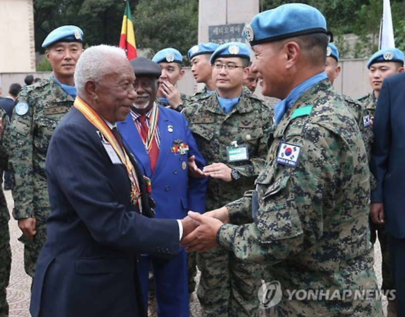 S. Korea Disabled Veterans to Meet Ethiopian Counterparts