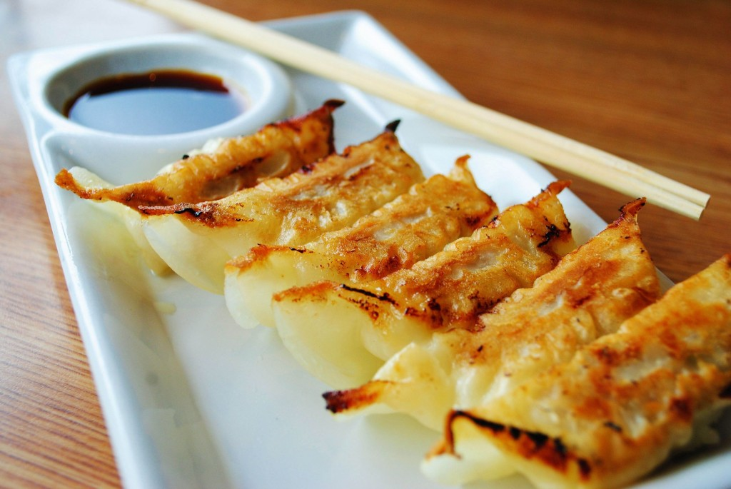 """Market growth for frozen dumplings will continue its momentum, with more food companies making bold investments in their food R&D."" (image: KobizMedia/ Korea Bizwire)"
