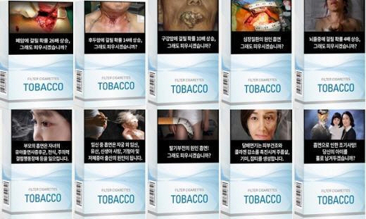 Cigarette Package Warning Images Have Limited Effect on Tobacco Consumption