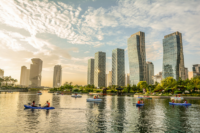 Songdo Attracts More Investment from International Healthcare Enterprises