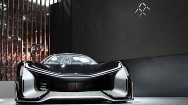 LG Chem Picked as Biz Partner for Faraday Future