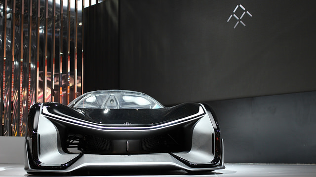 """These cells will be incorporated into Faraday Future's VPA platform, the company's universal and scalable modular battery structure,"" said Faraday Future. (image: Flickr/ Maurizio Pesce)"