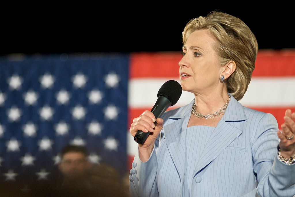 Unlike Obama, who put a bigger focus on policies toward the Middle East, Hillary is expected to prioritize policies aimed at protecting its key Asian allies such as South Korea and Japan from ever-growing nuclear and missile threats posed by the North, Chung said. (image: Flickr/ Keith Kissel)