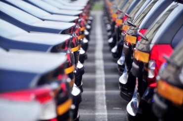 Increase in SUV and Sedan Exports Offsets Overall Fall