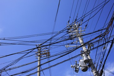 Korea Spending 2.5 Trillion Won to Remove Utility Poles