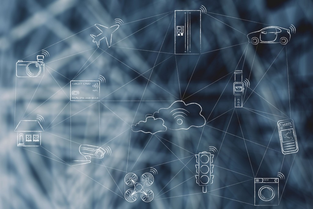 During the meeting, SK Telecom discussed commercialization, marketing, and security strategies for its global roaming technology, and demonstrated real-time tracking of luggage flying from Korea to France using the technology. (image: KobizMedia/ Korea Bizwire)