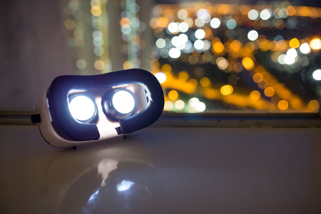Earlier, the South Korean government announced that it will push to nurture the VR sector to narrow the technology gap with market leader the United States by 2020. (image: KobizMedia/ Korea Bizwire)