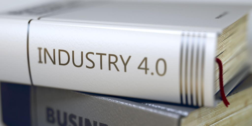 According to Interpark, around a dozen new books related to Industry 4.0 were published in the second half of the year alone with the growing popularity of the concept in industrial and academic circles. (image: KobizMedia/ Korea Bizwire)
