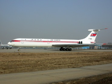 N. Korea's Air Koryo Operates Flights to Only China, Russia: Report