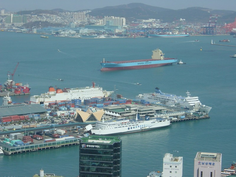 Cargo Strike Batters Already Troubled Busan Port