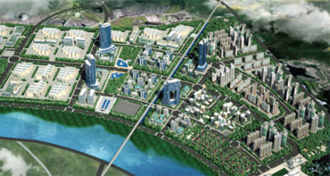 Mega-Chinatown Project Picks Up Momentum