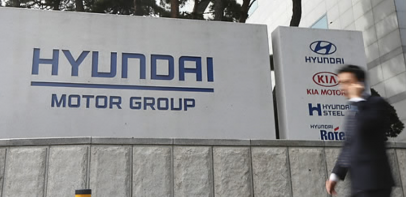 Hyundai Motor's Market Cap Tumbles on Strike, Strong Won
