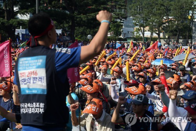 Merciless Hyundai Labor Union Puts the Life of 5,000 Subcontractors on the Line