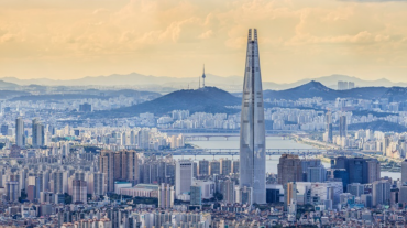Lotte World Tower Assumes Title of Tallest Building in Korea