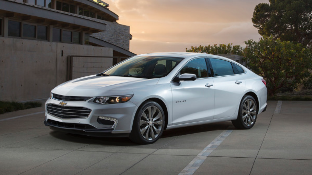 The all-new Malibu is the ninth generation that GM Korea claims has outstanding designs and best-in-class size and power along with state-of-the-art safety and convenience features. (image: GM Korea)