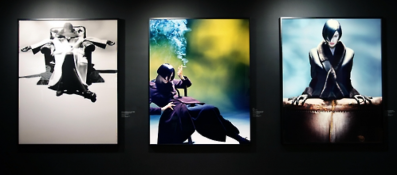Photographer Nick Knight Introduces Rare Works in Seoul Exhibition