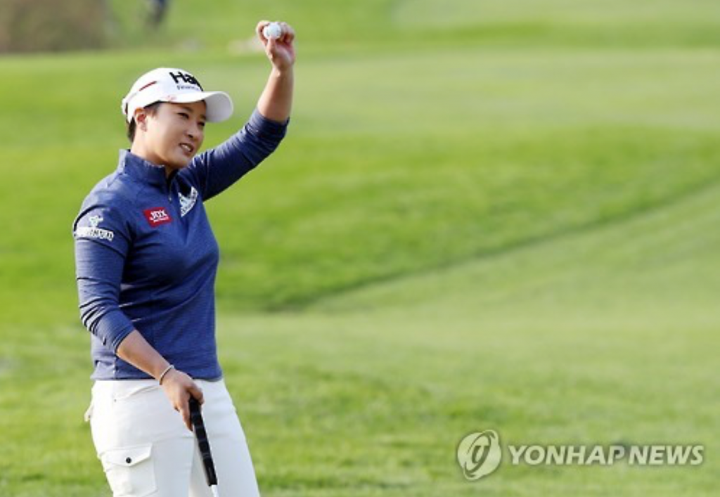 She won 25 LPGA Tour wins including five majors, and became the first and so far the only Korean to be inducted into the World Golf Hall of Fame. (image: Yonhap)