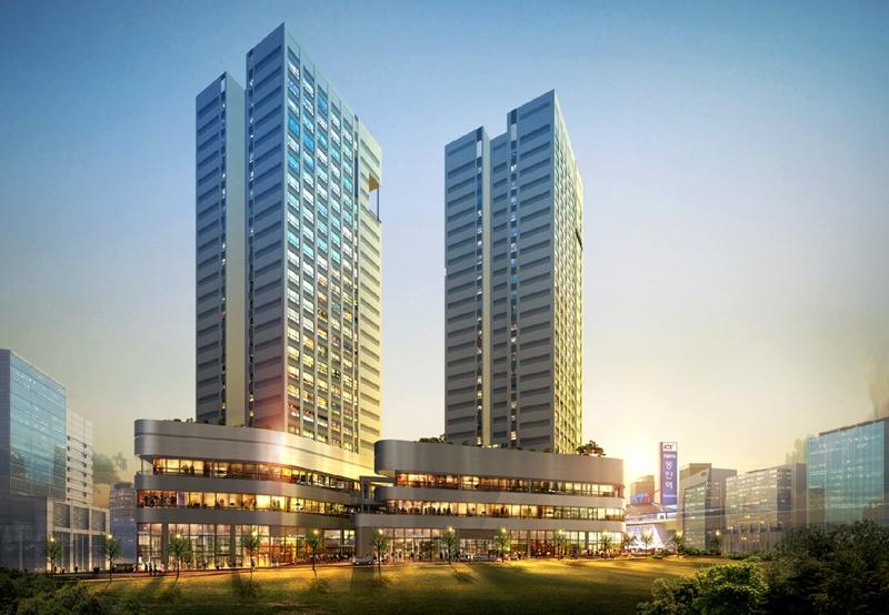 Prugio City Dongtan. (image: Daewoo E&C)
