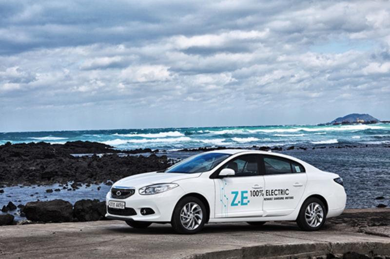 "Renault Samsung to Host ""Eco-Rally"" Featuring its EV Sedan"