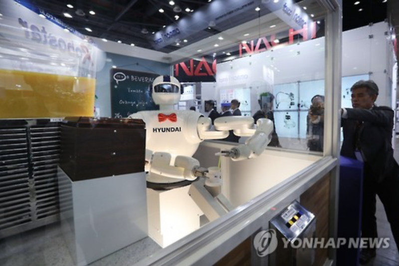 Robotworld 2016 Showcases Latest Robot Tech