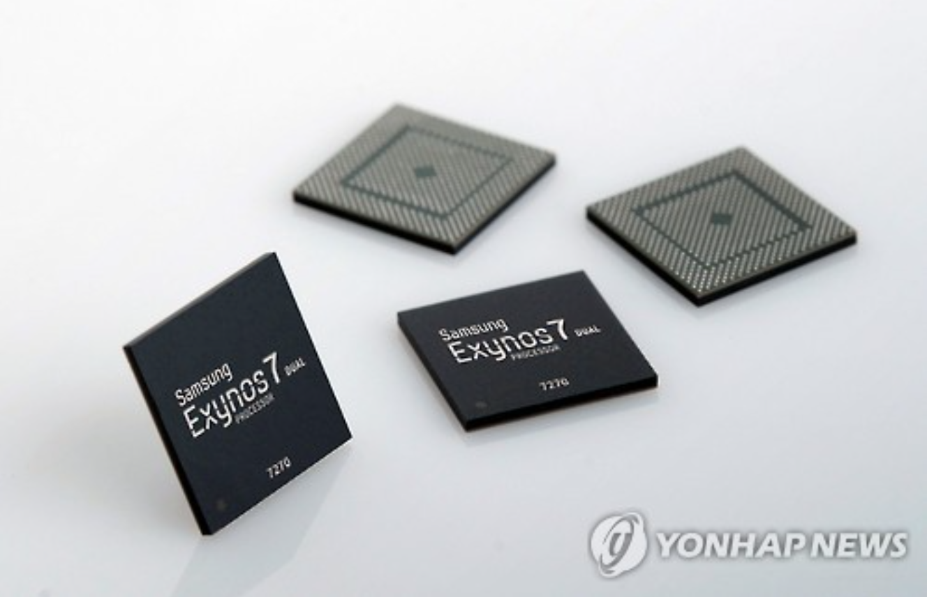 Samsung Unveils World's First 8GB LPDDR4 DRAM Module For Smartphones