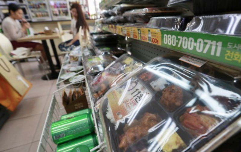 Convenience Stores Lead Rice Consumption with Lunch Box Craze