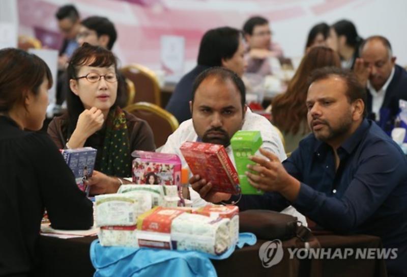 K-Beauty Expo Showcases Korea's Beauty Industry