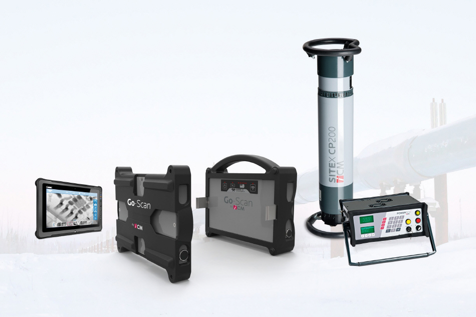 Teledyne DALSA Launches Portable Digital Radiography System at ASNT