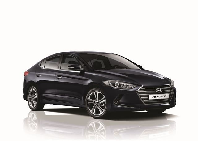 Hyundai Avante Takes Fourth Spot in World's Best-Selling Cars in 2015