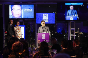 SM Entertainment Founder Wins Asia Game Changer Award
