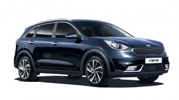 Kia Eyes Brisk Exports of Niro Plug-In Hybrid