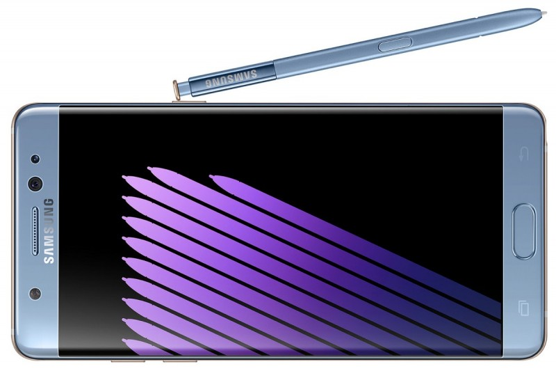 Potential Flaw in Galaxy Note 7 Design as Samsung Temporarily Halts Production