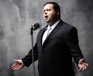Paul Potts Performs at Korea's National Garden