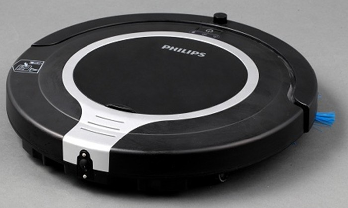 The FC8710 from Philips Korea received the poorest evaluation of the five, and sales have currently been suspended following the KCA's discovery of problems with its battery. (image: KCA)