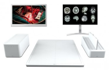 LG Introduces First Medical Imaging Device
