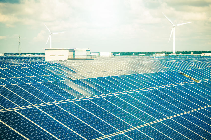 """""""Implementing the system will guarantee the stability of profits for new and renewable energy companies,"""" said a ministry official. (image: KobizMedia/ Korea Bizwire)"""