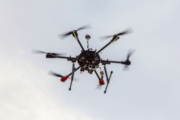 Drones Play Crucial Role in Korean Farming Efficiency