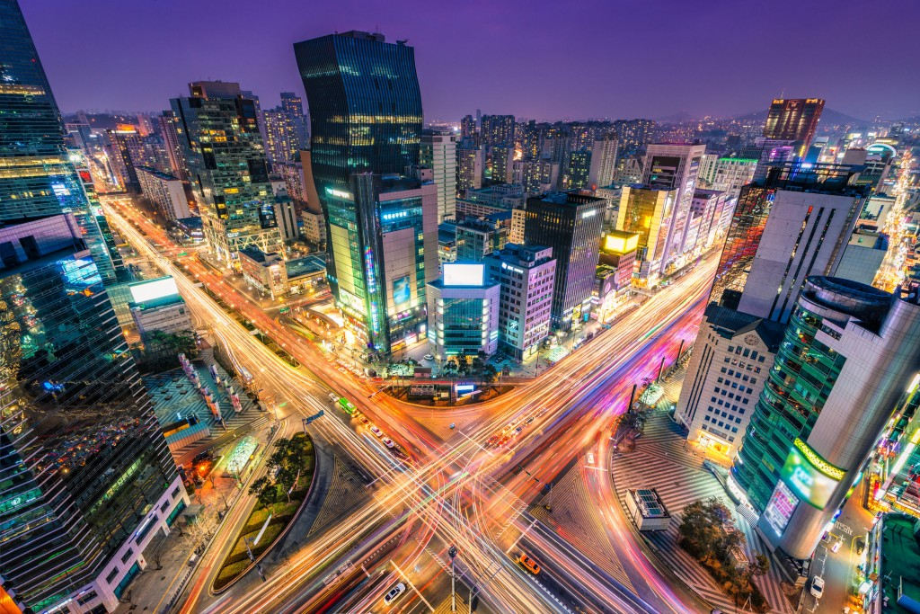 """Some of the quoted descriptions of the market included """"rich, densely populated nation that tends to prefer Western brands"""", """"front-runner of innovation with stable government and social system"""", a country with """"top technology and infrastructure"""", and """"hard-working employees"""". (image: KobizMedia/ Korea Bizwire)"""