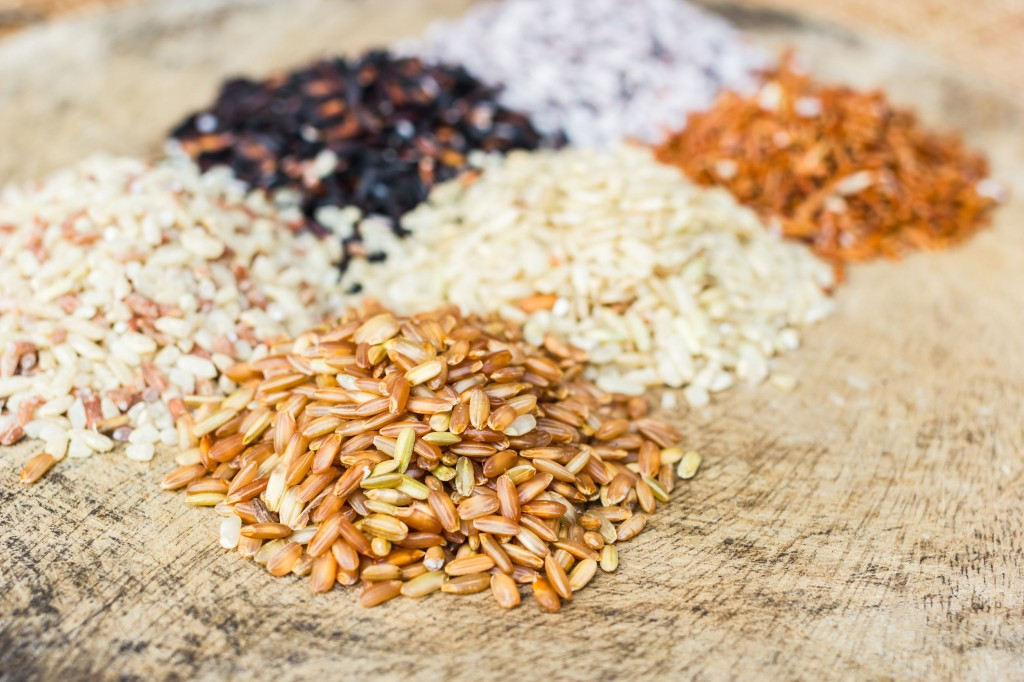 """Functional rice still isn't the most popular rice harvest method for farmers."" (image: KobizMedia/ Korea Bizwire)"