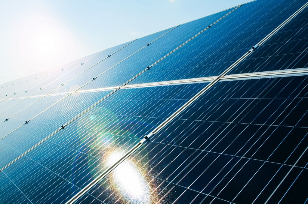 He said the 40-megawatt solar power facilities could generate enough power to provide energy for about 14,000 households near the dam. (image: KobizMedia/ Korea Bizwire)