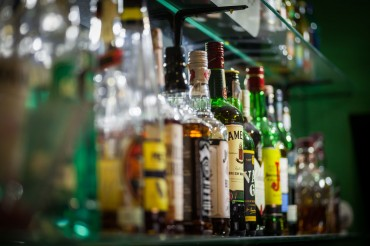 Alcohol Sales Jump since October on Changing Social Mood