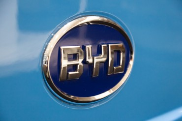 Chinese Automaker BYD Sets up Korean Unit