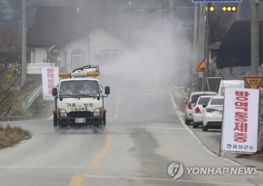 Korea Struggles to Contain Bird Flu
